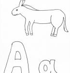 Μαθαίνω την ελληνική αλφαβήτα-Α
